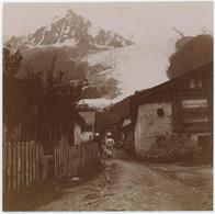 Chamonix-Mont-Blanc (Haute-Savoie). Tirage Citrate Circa 1900. - Places