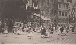 Mons ,, Visite Royale , Le 24 Septembre 1905 - Mons