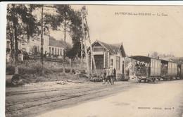 Savignac Les églises La Gare De Tramway - Other Municipalities