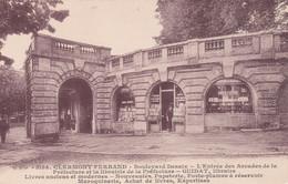 Clermont Ferrand Librairie GUIDAT L'entrée Des Arcades - Clermont Ferrand