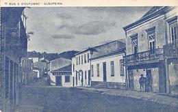 Portugal - ALBUFEIRA - Rua 5 D'Outoubro - Ed. Pharmacia Alves De Souza 6 - Autres