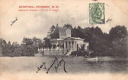 Russia - PETERHOF PALACE - Tsarina Island - Publ. Scherer, Nabholz And Co. 24 - Rusia
