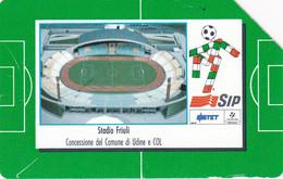 TELECARTE  D ITALIE 5.000 LIRES  31 /  12   //  91 - Non Classificati