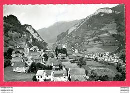 CPSM Petit Modèle (Réf : Z092) VALLÉE D'ASPE 1372. BORCE Et ETSAUT  (64 PYRÉNÉES ATLANTIQUES) - Other Municipalities