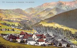 Chartreuse De La Valsainte (FR) Vue Générale - Ed. Morel 1011 - FR Fribourg