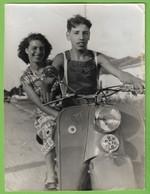 Portugal - REAL PHOTO - Mota - Moto - Motorbike - Vespa - Italia - Motos