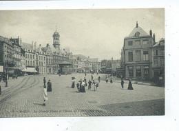 Mons La Grand'Place Et Hotel De Ville - Mons
