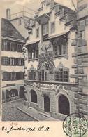 ZUG - Rathaus Keller - Ed. Inconnu - ZG Zug