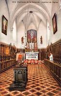 Chartreuse De La Valsainte (FR) Intérieur De L'Eglise - Ed. Morel 1013 - FR Fribourg