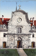Chartreuse De La Valsainte (FR) Portail De L'Eglise - Ed. Morel 1012 - FR Fribourg