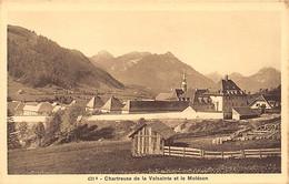 Chartreuse De La Valsainte (FR) Le Moléson - Ed. Morel 431A - FR Fribourg