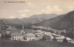 Chartreuse De La Valsainte (FR) - Ed. Morel 602 - FR Fribourg