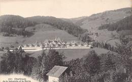 Chartreuse De La Valsainte (FR) La Berra - Ed. Morel 491b - FR Fribourg
