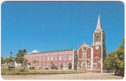 MOZAMBIQUE A-003 Chip TelecomMocambique - Religion, Church - Used - Mozambique