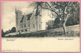 C.P. Rochefort  =  Château  Beauregard - Rochefort