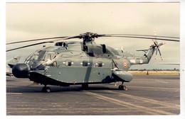 PHOTO  AVION  AVIATION  HELICOPTERE FRANCAIS A IDENTIFIER - Aviación