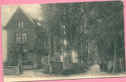 C.P. Rochefort  = La  Villa Des  TILLEULS  Et  L' Allée - Rochefort