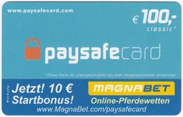 Credit Card A-456 Austria - Used - Sonstige
