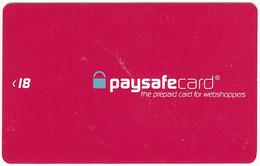 Credit Card A-464 Austria - MINT - Sonstige