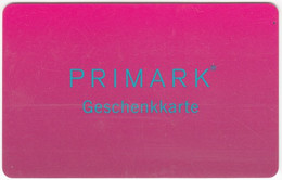 Gift Card A-482 Austria - Primark / Fashion - Used - Gift Cards