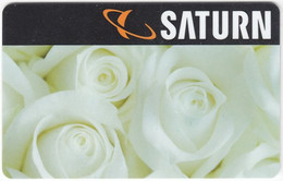 Gift Card A-493 Austria - Saturn / Electronic Store - Used - Gift Cards