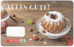 Gift Card A-501 Austria - Spar / Supermarket - Used - Gift Cards