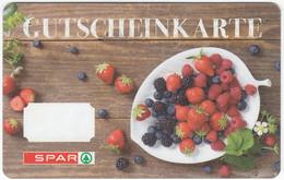 Gift Card A-502 Austria - Spar / Supermarket - Used - Gift Cards