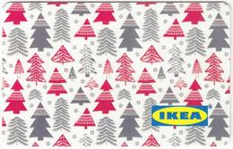 Gift Card A-509 Austria - IKEA / Furniture - Used - Gift Cards