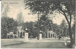 Cpa MEDAN - Hôtel De Boer ./ Cachet Perbaoengan - Indonesia