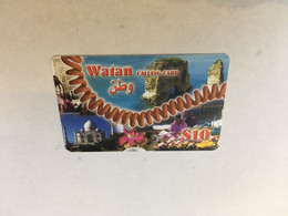 (ZZ 37) Phonecard - Australia  - (1 Phonecard) - $ 10.00 WATAN -  Middle East ? - Australia