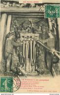 MINE MINEURS AU PAYS NOIR. La Foreuse à Air Comprimé 1910 - Mines