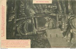 MINE MINEURS AU PAYS NOIR. Appareil à Oxygène 1911 (pli Coin Droit) - Mines