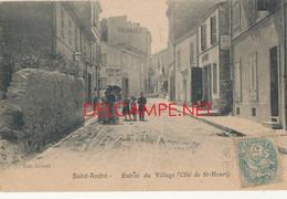 13 // MARSEILLE  SAINT ANDRE   Entrée Du Village   (coté St Henry)   DOL Edit  ** - Altri