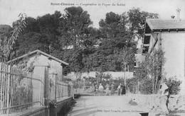 SAINT-CHAMAS - Coopérative Et Foyer Du Soldat - Otros Municipios