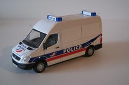 1/48 Véhicule Police Burago Mercedes Benz Sprinter - Other