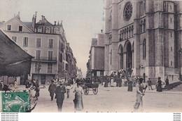D64  PAU  Église Saint Jacques Sortie De Messe - Pau
