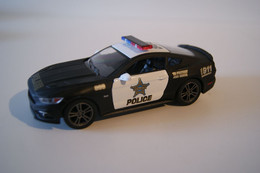 1/38 Véhicule Police Kinsmart FORD MUSTANG GT 2015 COUPE - Other