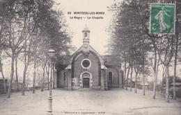 Carte-Postale  France Montceau-les-Mines Le Magny La Chapelle - Montceau Les Mines