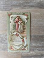 Communion - Maria ZWAENEPOEL - 1908 - Pensionnat Des Soeurs De St. Joseph - OSTENDE / Imp. Am. Bruyne OOSTENDE - Communion