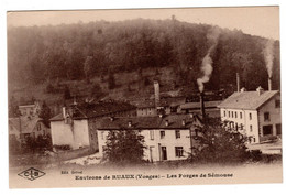 Environs De Ruaux , Vosges , Les Forges De Sémouse - Non Classés