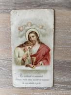 Communion - Inès COURTOIS - 1901 - Chap Des Dames De Marie - ST-JOSSE-TEN-NOODE / Monseigneur Granito Prince Di Belmonte - Communion