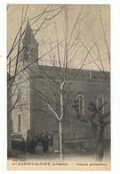 07 - SAINT LAURENT Du PAPE - Temple Protestant - 821 - Otros Municipios
