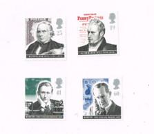 Marconi, Sir Rowland Hill.MNH,Neuf Sans Charnière. - Nuovi