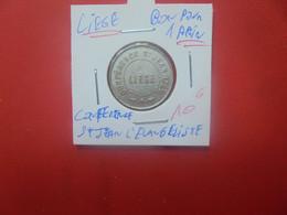 Liège CONFERENCE SAINT-JEAN L'EVANGELISTE BON POUR 1 PAIN (A.14) - Monetari / Di Necessità