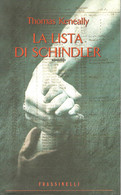 LB089 - THOMAS KENEALLY : LA LISTA DI SCHINDLER - Storia