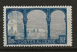 Algérie: N°53b* (arbre Coupé) - Unused Stamps