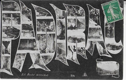 PADIRAC / MULTIVUES 6 1914 - Padirac