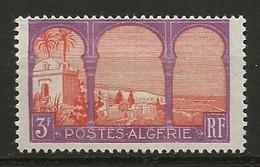Algérie: N°55b* (arbre Coupé) - Nuevos