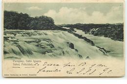 PARAGUAY - Salto Iguazu - Salud Felicitad - Paraguay