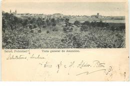 PARAGUAY - Salud, Felicidad - Vista General De Asuncion - Paraguay